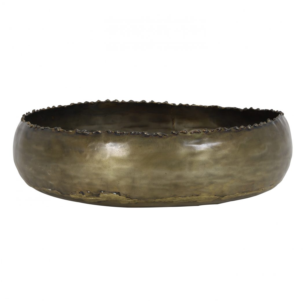 Jaga Dish Antique Bronze